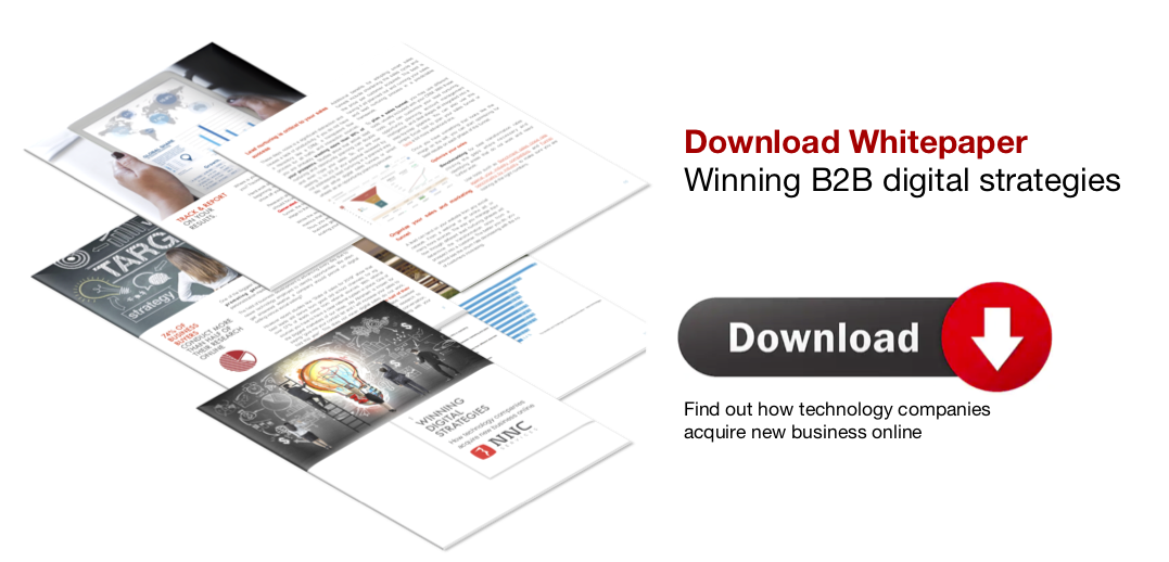 Winning B2B digital strategies for technology companies