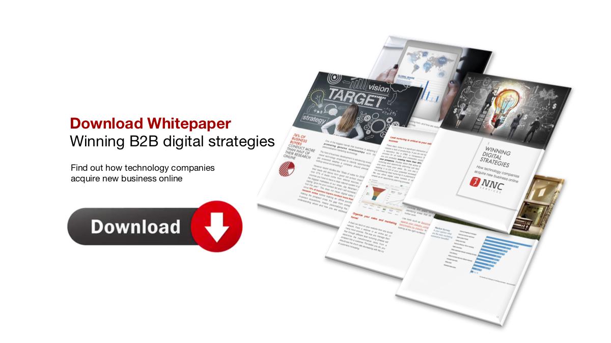 Winning B2B Digital Strategies