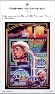 Microsoft visual content