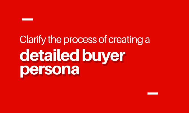 building-buyer-persona