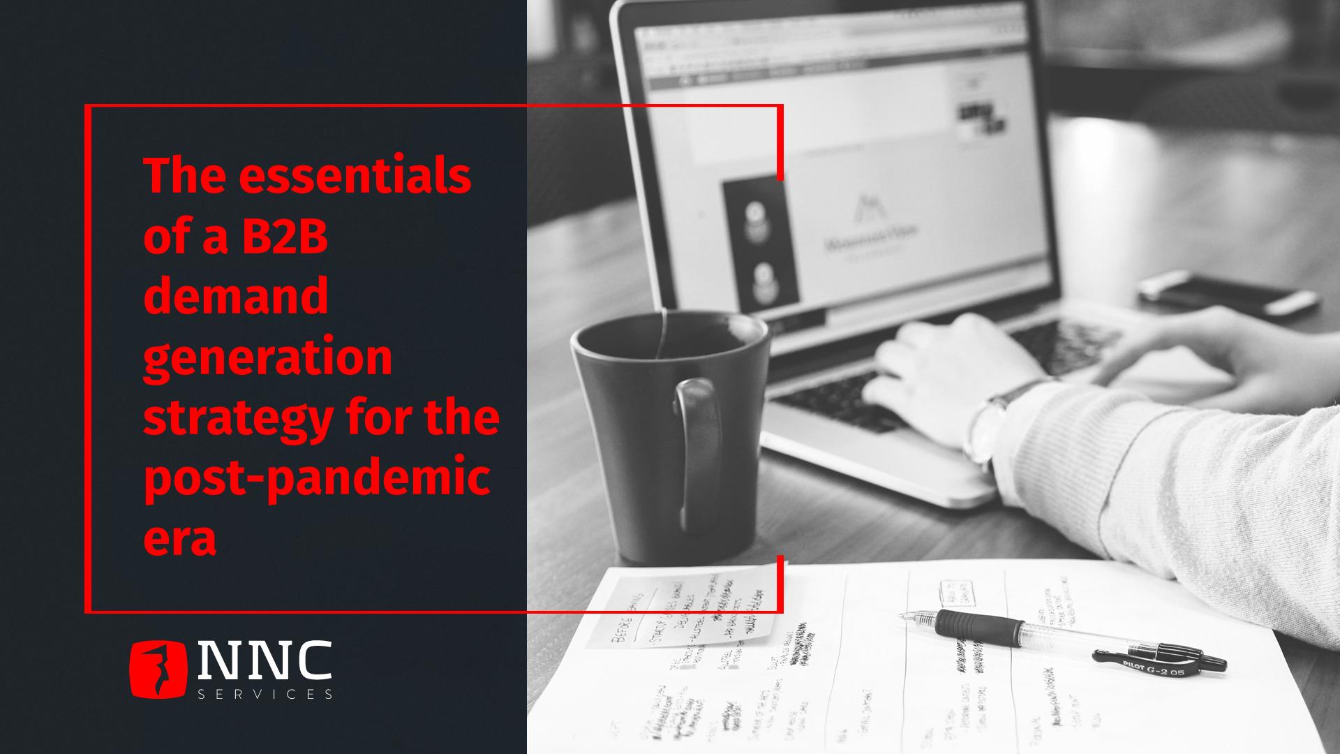 NNC Services B2B demand generation