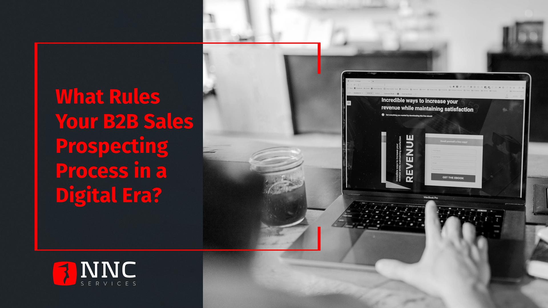 NNC Services B2B Sales Prospecting Process