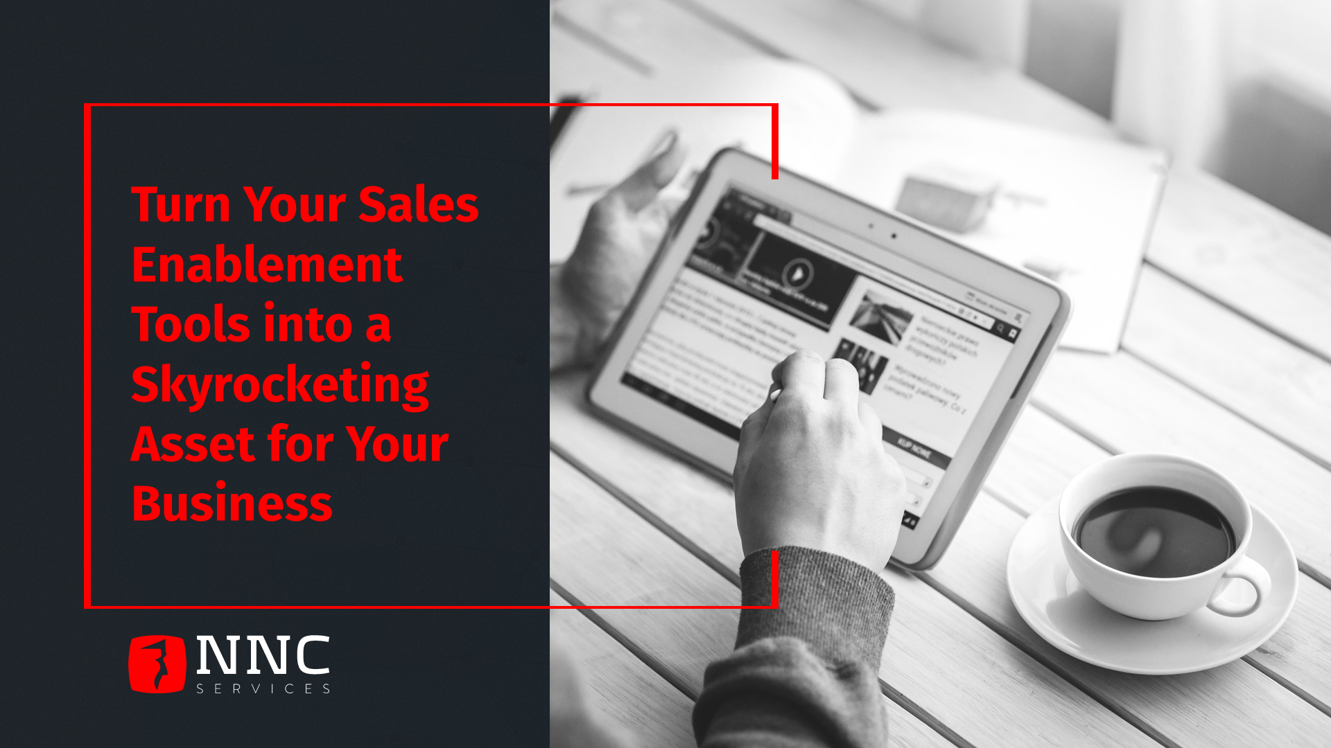 NNC Services Sales Enablement