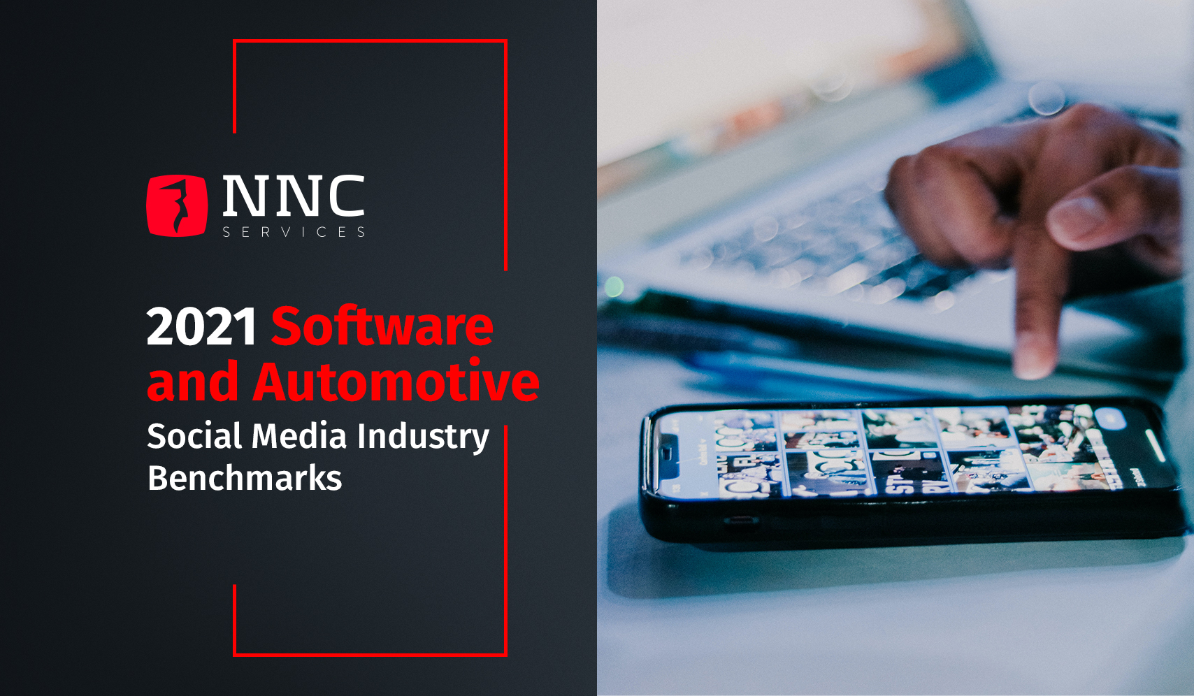 2021 software and automotive social media industry benchmarks
